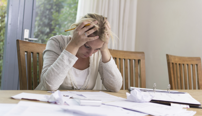 Household Debt Linked to Depression