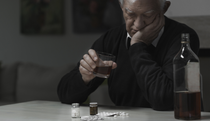 The Growing Problem of Illicit Substance Abuse in the Elderly