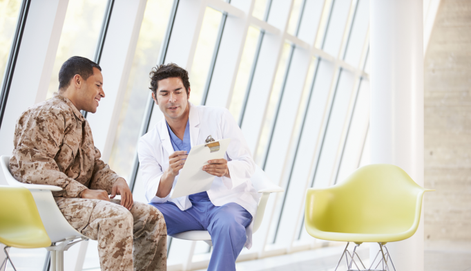 Vets screened for PTSD in integrated mental health services are more likely to receive necessary treatment.
