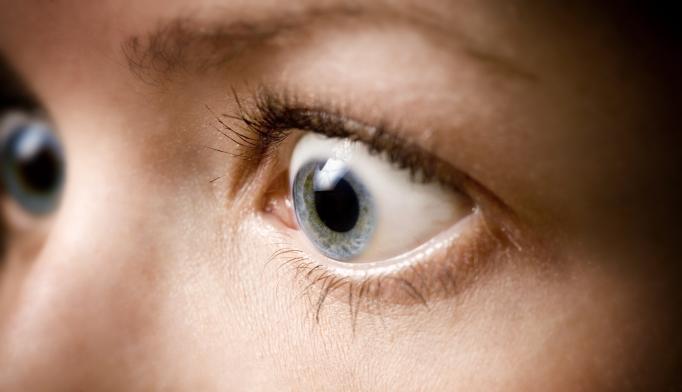 Reaction of Children's Eyes to Sad Stimuli May Predict Depression