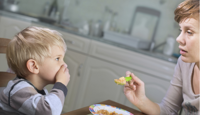 Children who are picky eaters are more than twice as likely to be diagnosed with depression or social anxiety than peers who eat anything.