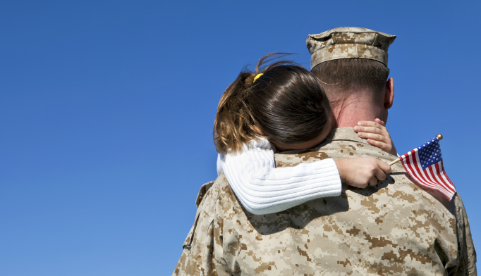 UCLA Program Reduces Anxiety, Depression, PTSD in Military Families