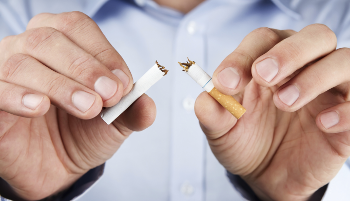 Quitting Smoking Improves Mental Health After Heart Attack