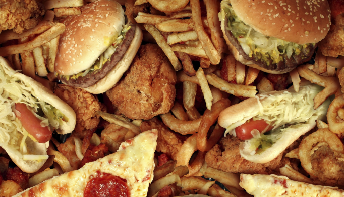 High-Fat Diet May Lead to Depression, Anxiety