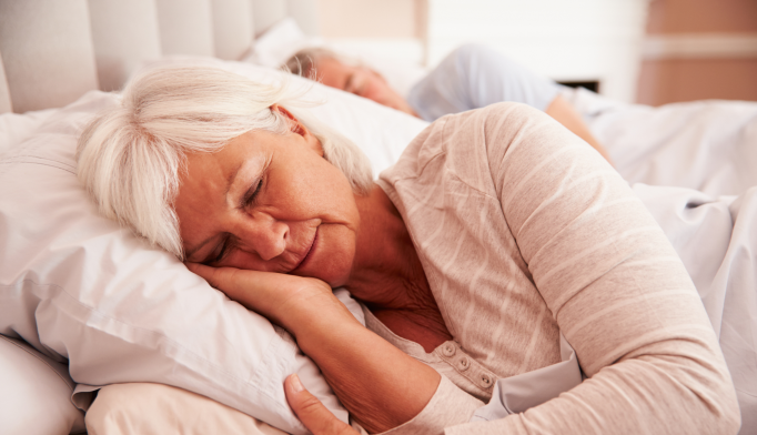 Amber Lenses Before Bed Improve Insomnia Symptoms