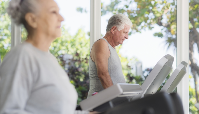 Cognitive Function in Older Adults Improved by Exercise