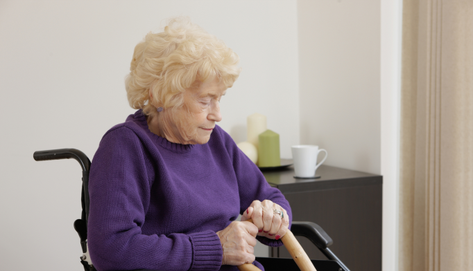 Less Active Dementia Patients Have Lower Quality of Life