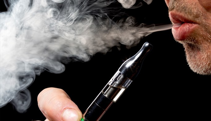 Researchers found the highest levels of benzaldehyde in cherry-flavored e-cigarettes.