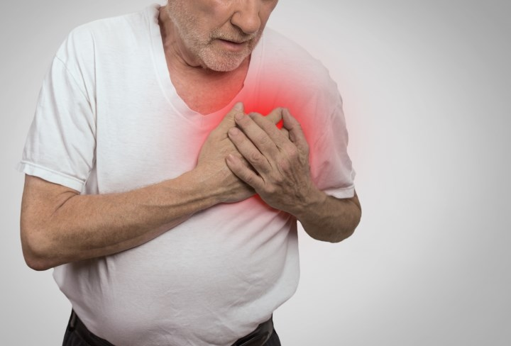 Adults 65 years and older who had high levels of depression at least one time had a greater risk of experiencing heart disease or stroke.