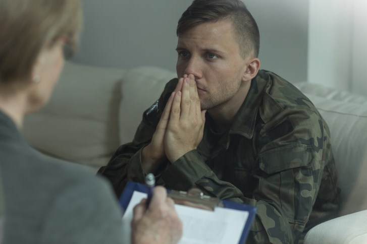 Improvements Needed in Treating Veterans With PTSD, Depression