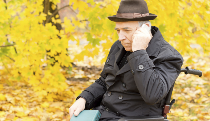 Those with cognitive difficulties struggle to follow conversations or recall words.