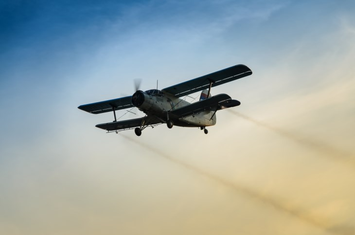 Correlation Found Between Aerial Pesticides and Higher Autism Rates