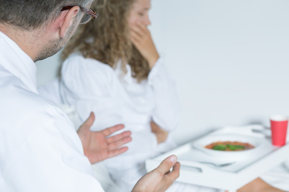 Adolescents with eating disorders infrequently seek treatment.