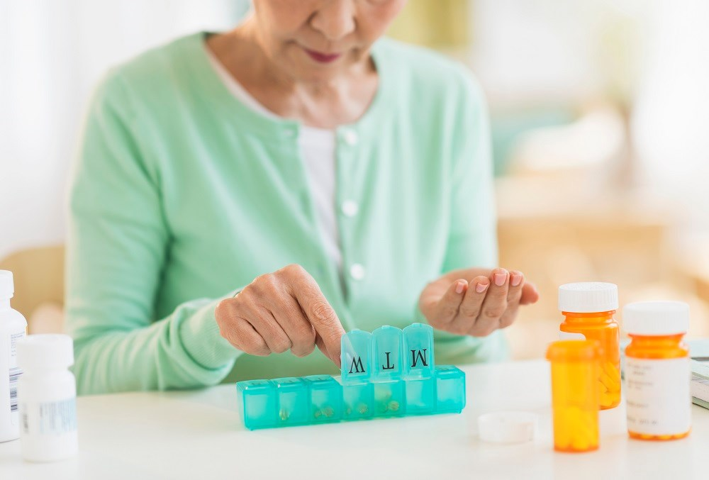 Clozapine was associated with the highest age-related increases while olanzapine was associated with the lowest age-related increases.