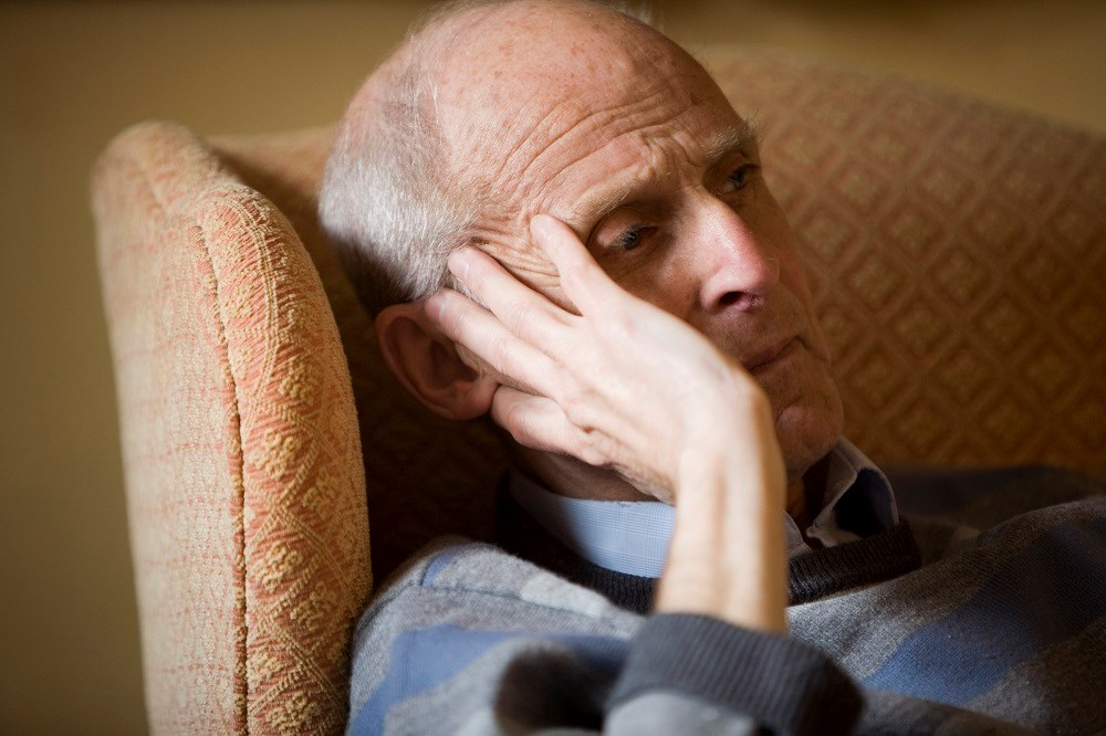 Anxiety Symptoms Associated With Declining Episodic Memory in Elderly