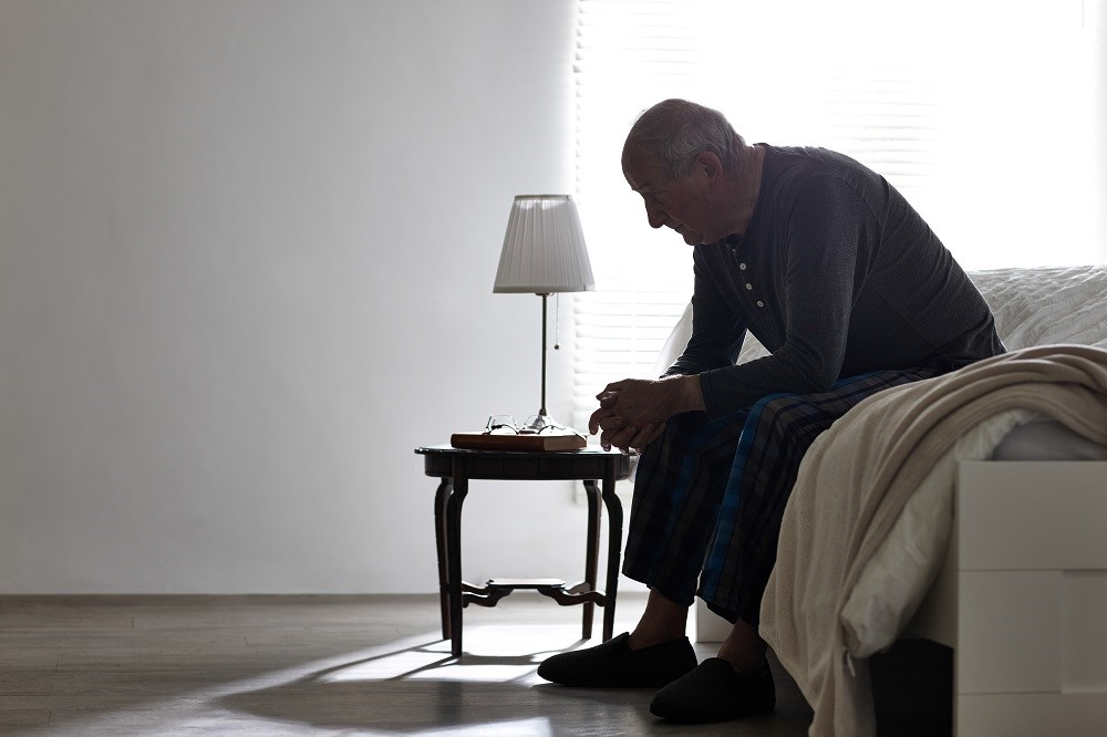 Older adults were at an increased risk for mild cognitive impairment if they were depressed within the last 3 years and had an increased level of severity.