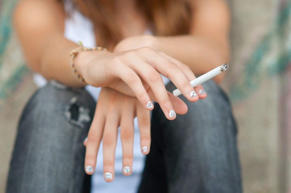 Heavy Cigarette Smoking in Adolescence May Increase Risk for Psychosis