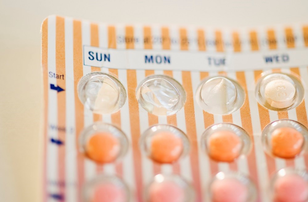There is a reduction in ovarian cancer risk associated with use of contemporary combined hormonal contraceptives.