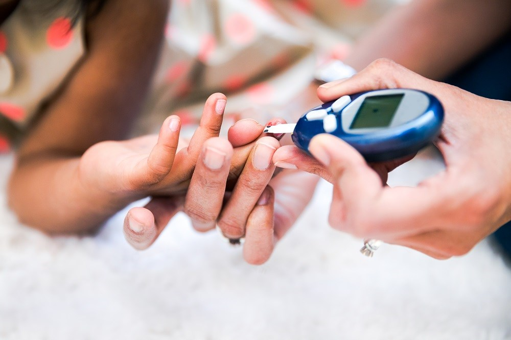 Childhood Insulin Resistance Associated With Later Psychosis