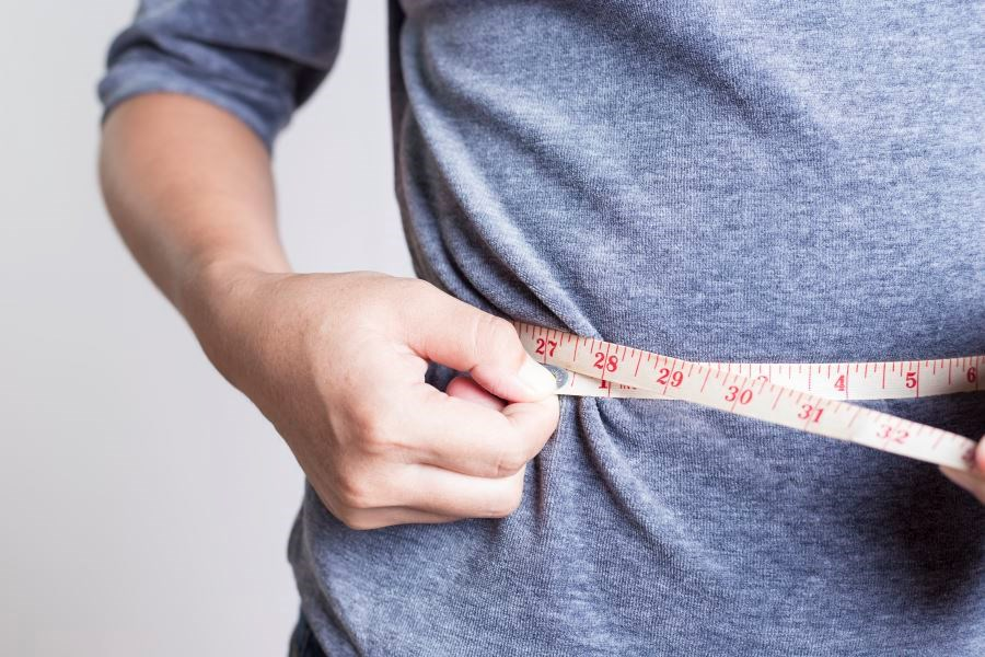 Waist-to-Height Ratio Tied to Anxiety in Middle-Aged Women