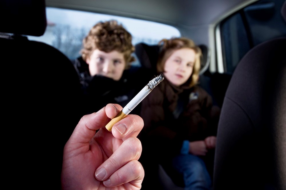 Adult Smoking and Depression Are Contributing Factors to ADHD in Children and Adolescents