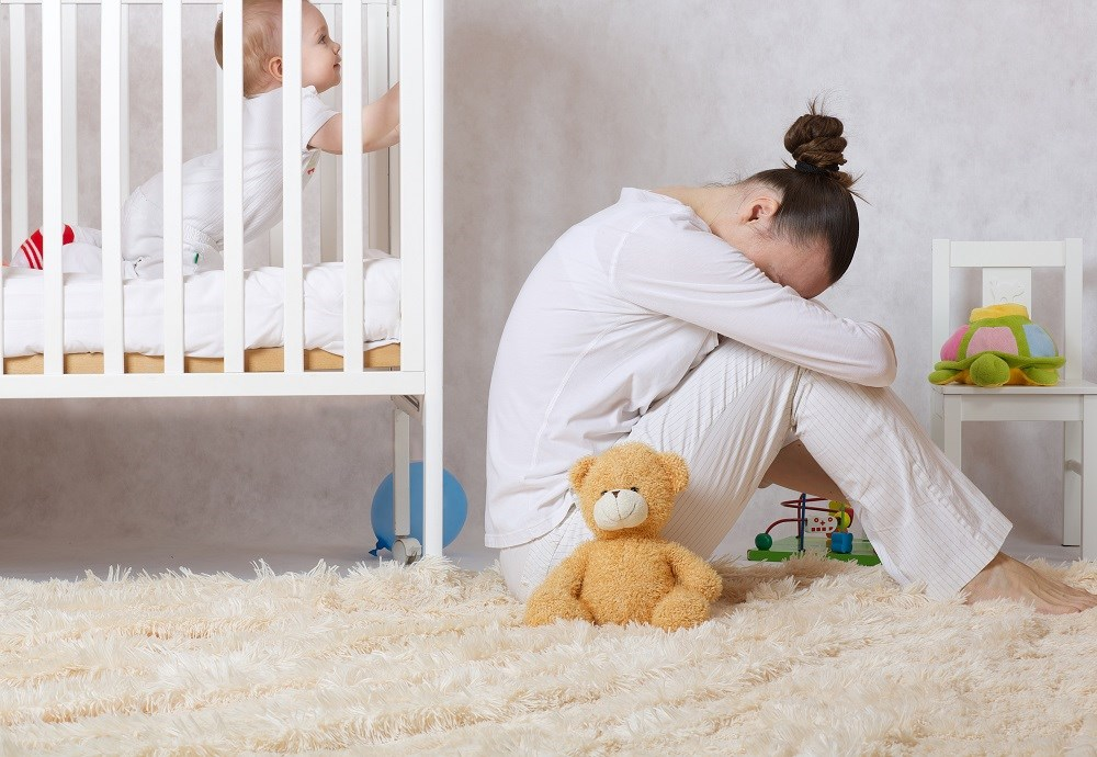 Low maternal support was more strongly linked to maternal depression as children got older.