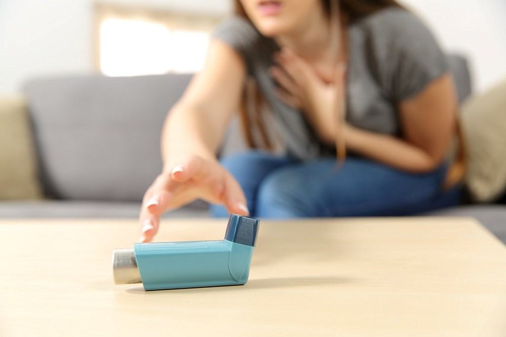 PM2.5 Exposure Linked to Asthma Rescue Medication Use
