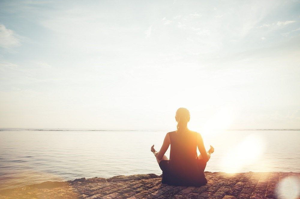 Research has shown that meditation reduces stress and anxiety.