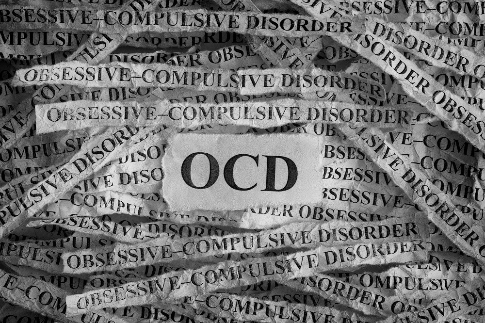 Inhibitory Control Behavior Impaired in Obsessive-Compulsive Disorder, Not Tourette Syndrome