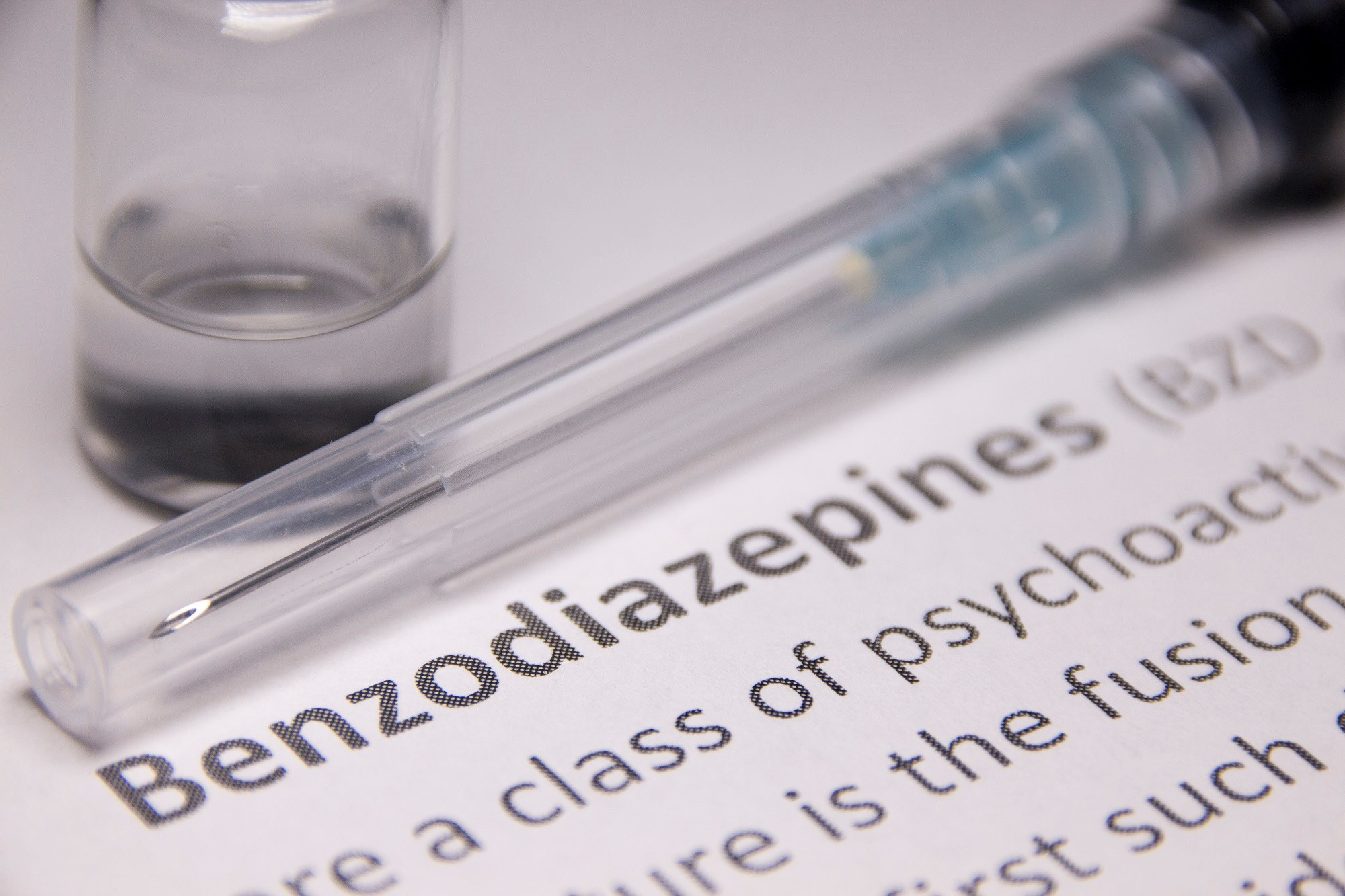 COPD Mortality Does Not Increase From Long-Term Use of Benzodiazepines