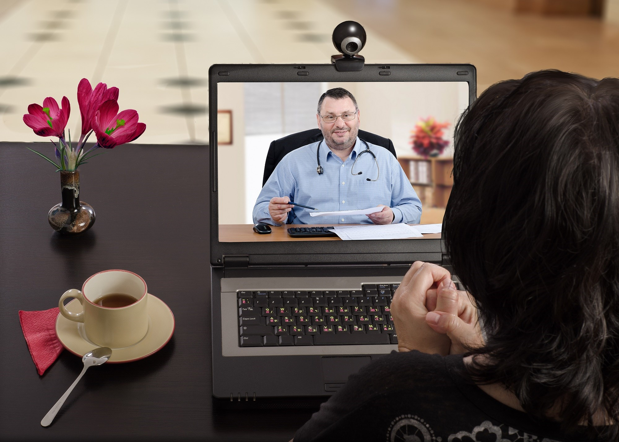 Telemedicine Intervention for Neuropsychiatric Symptoms in Long-term Care Facilities