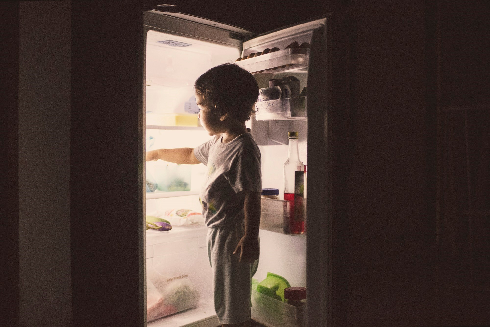 In Children, Food Insecurity Tied to Behavior, Cognition