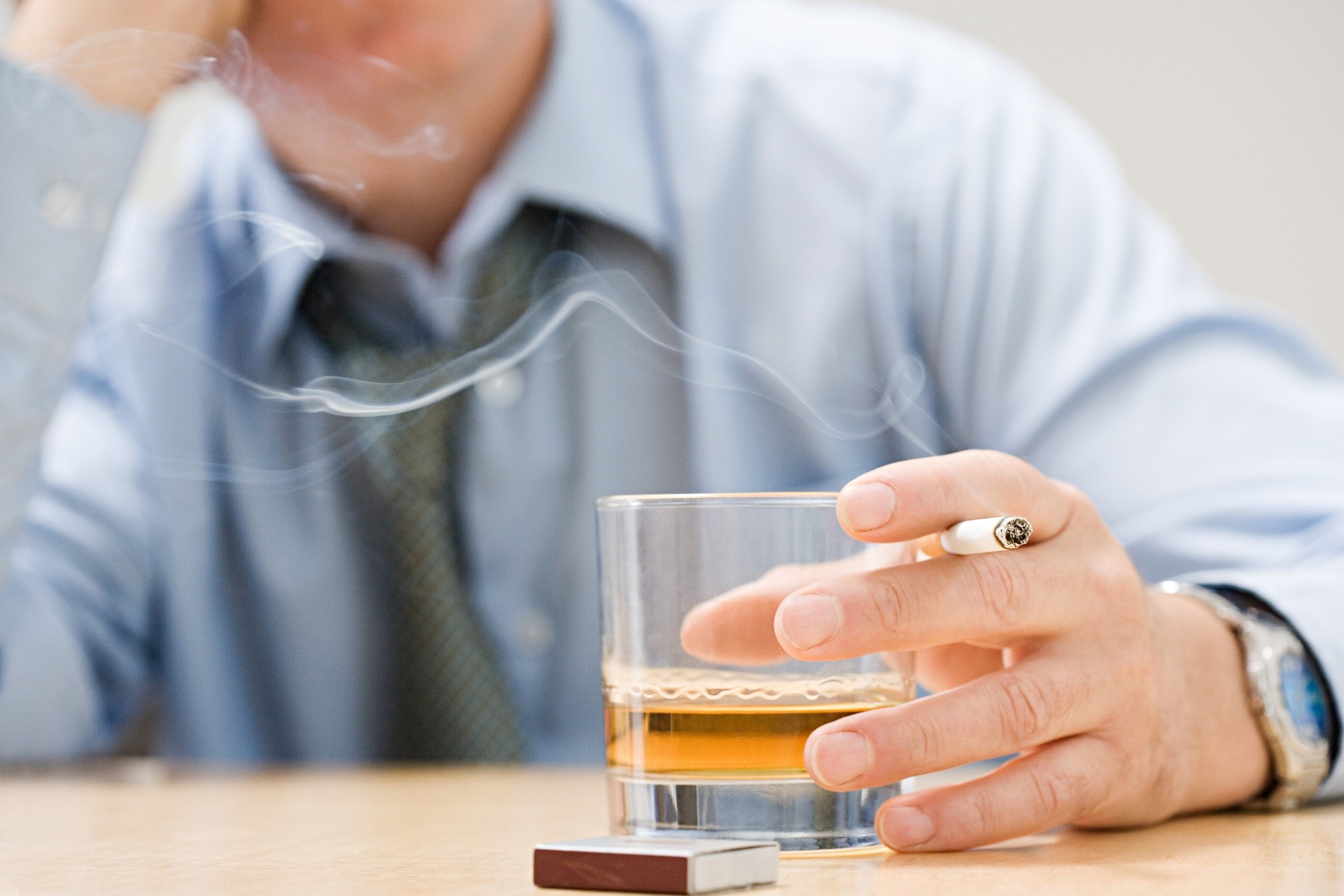 Independent and Combined Tobacco and Alcohol Use Associated With Suicide Risk