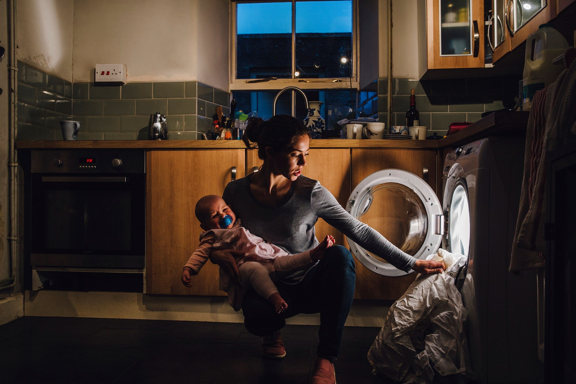 Problem Solving Helps Prevent Depression in Low-Income Moms