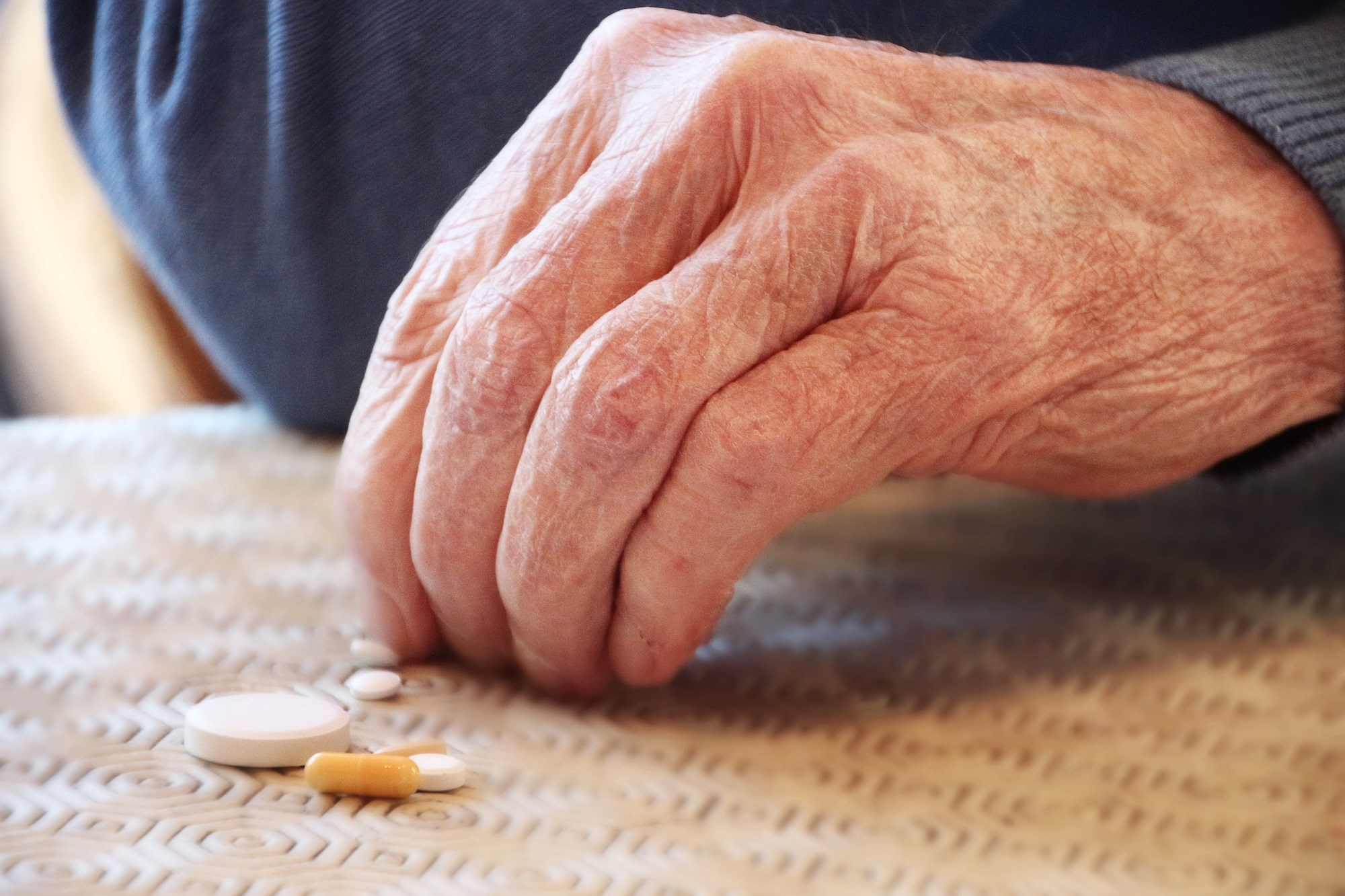 Antipsychotic Use More Frequent for Off-Label Indications in Older Adults