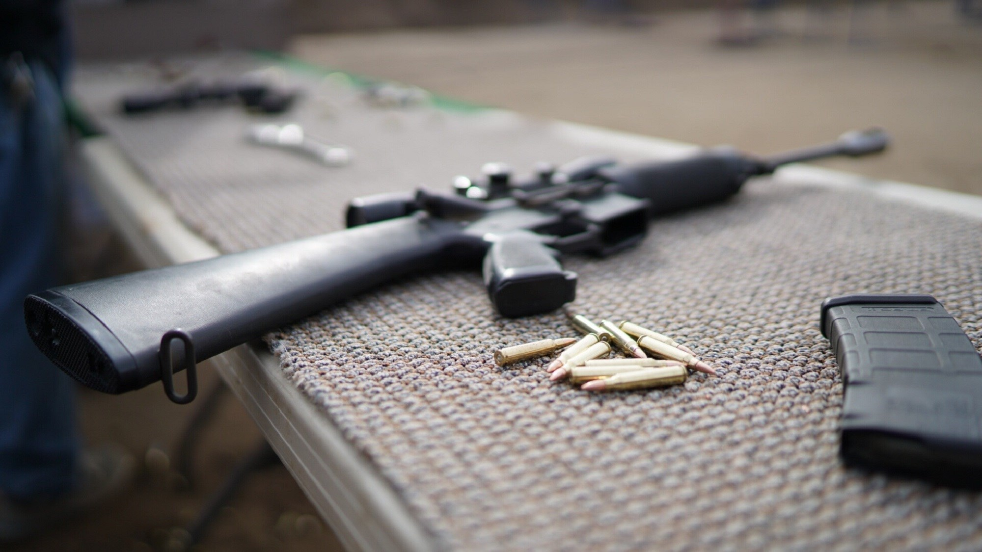 Odds of Death Up With Medium, Large-Caliber Firearms