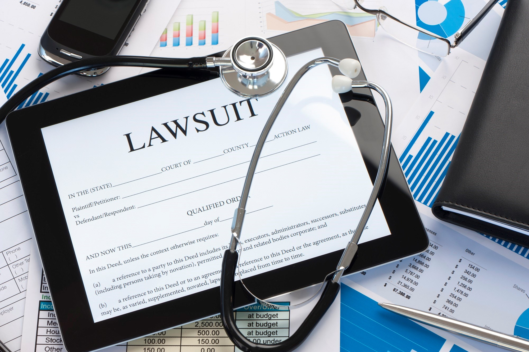 Steps Physicians Can Take to Minimize Risk for Lawsuits
