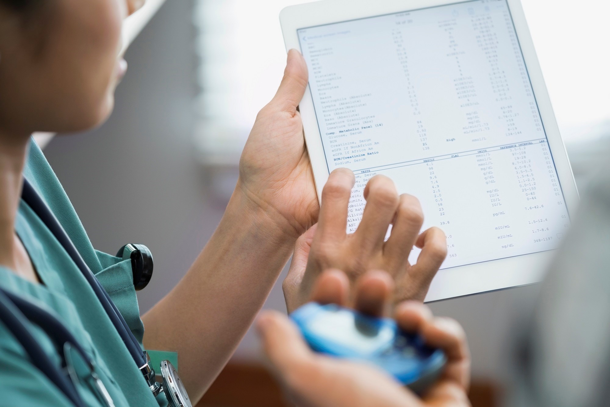 Steps Taken to Increase Use of Electronic Tools in Medicine