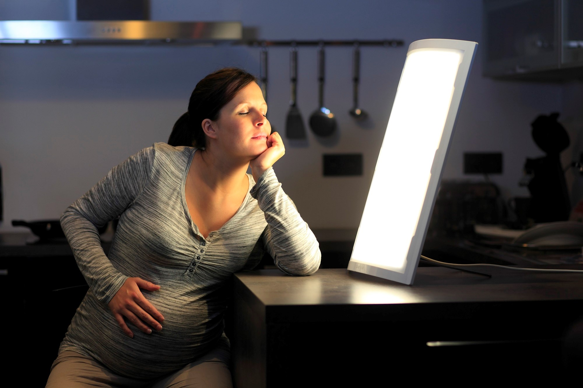 Perinatal Photoperiod May Influence Lifetime Depression in Offspring