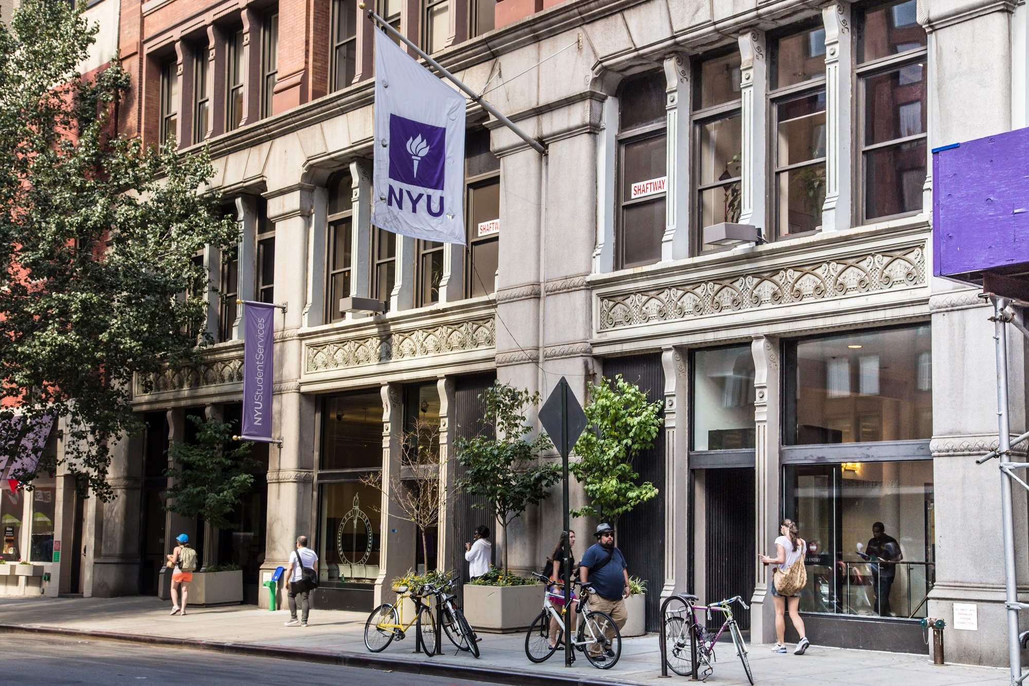NYU Becomes First Medical School to Cover All Tuition