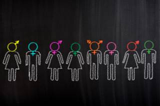 Transgender young people often seek out health professionals because of a strong, persistent conflict between the way they feel about and think of themselves and their physical or assigned sex.