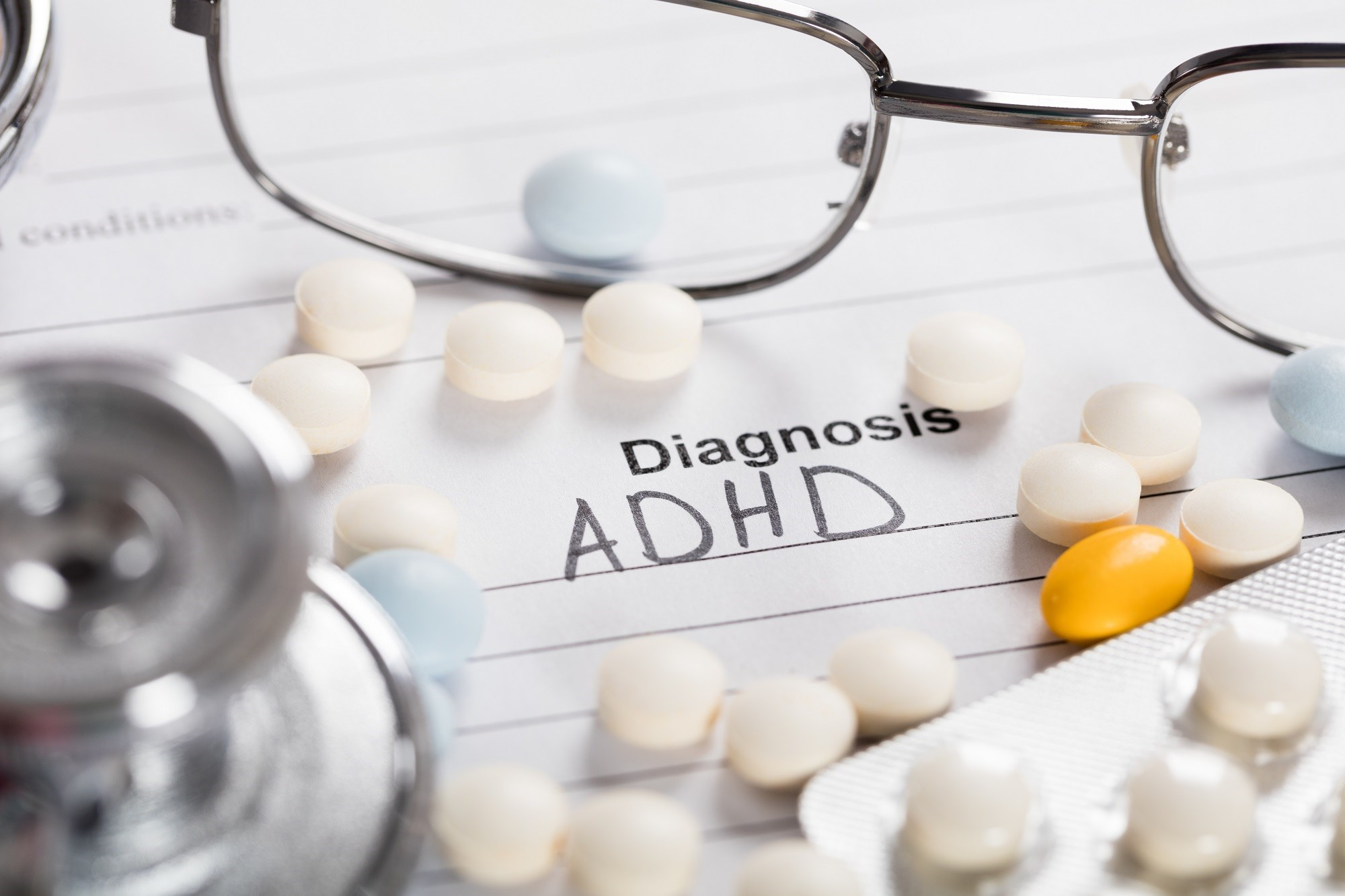 Smaller Brain Regions Associated With ADHD, Conduct Disorder Symptoms in Adolescents