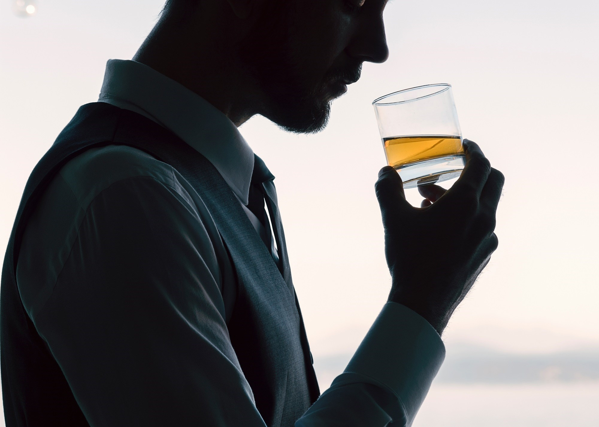 Circadian Clock Genes Associated With Alcohol Dependence in Men
