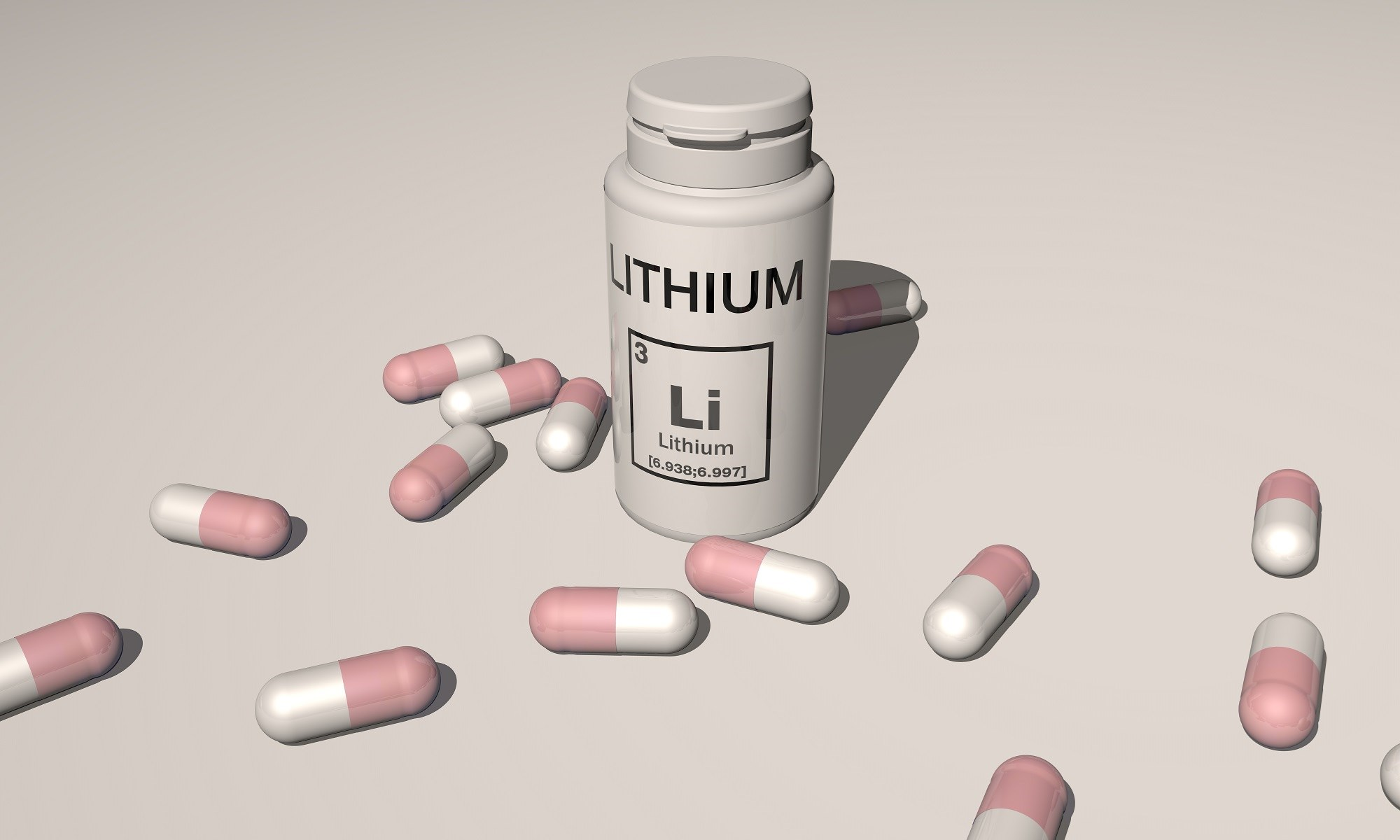 Lithium monotherapy may be safe and effective for treating acute mania and preventing mood instability in children and adolescents with bipolar disorder.