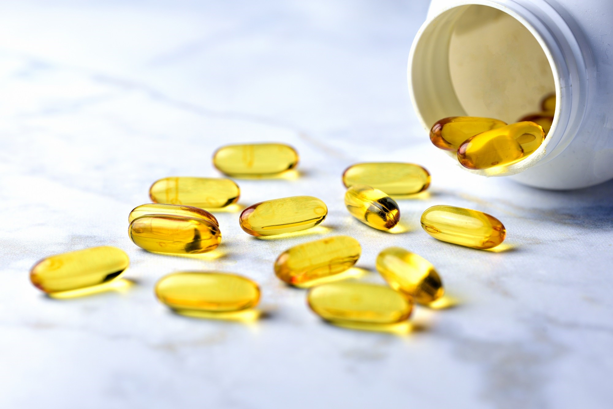 Omega-3 Polyunsaturated Fatty Acids Associated With Reduction in Anxiety Symptoms
