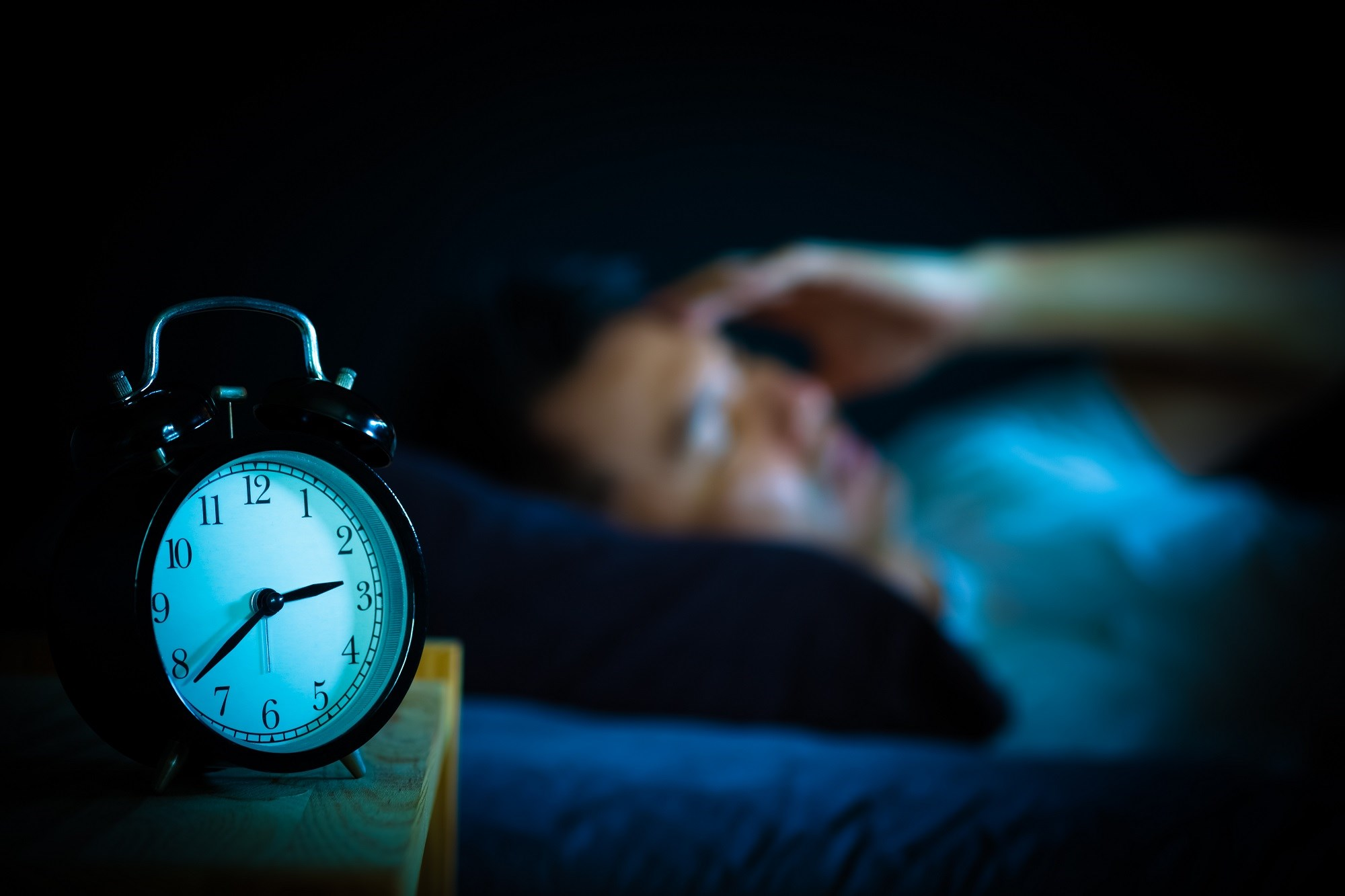 Sleep Disorders Linked to Nonaffective Psychosis in Young Adults