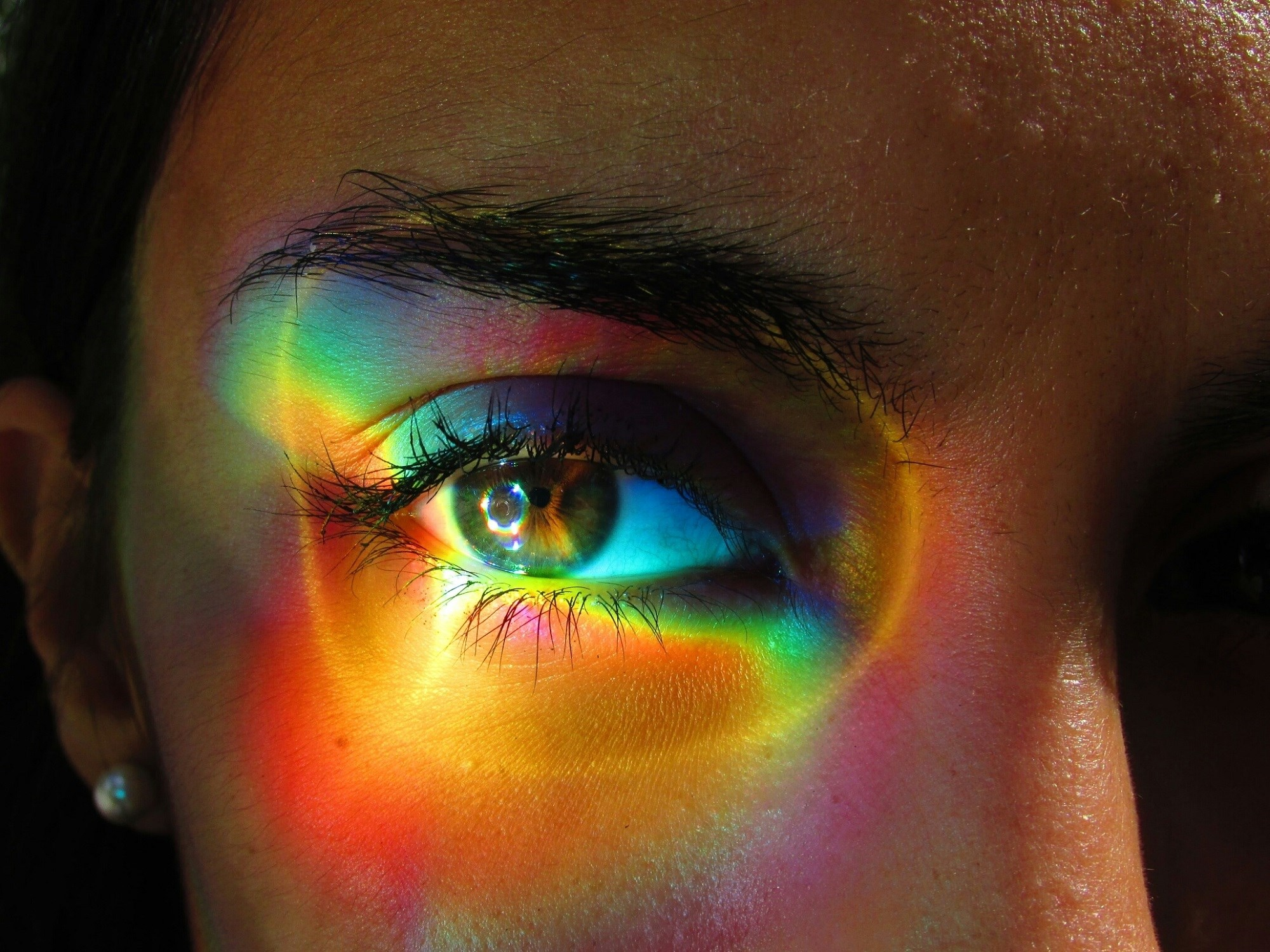 Color Vision Impairment in Schizophrenia May Be Due to Medication