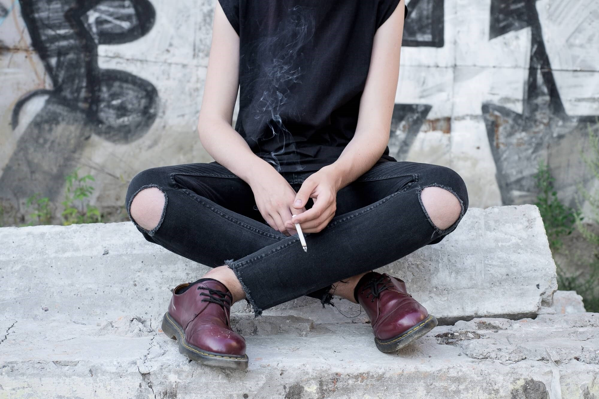 Model Identifies Adolescents at Risk for Smoking Initiation