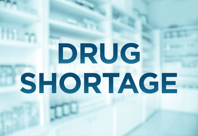 Tris Pharma released 3 lots of product to address the shortage.