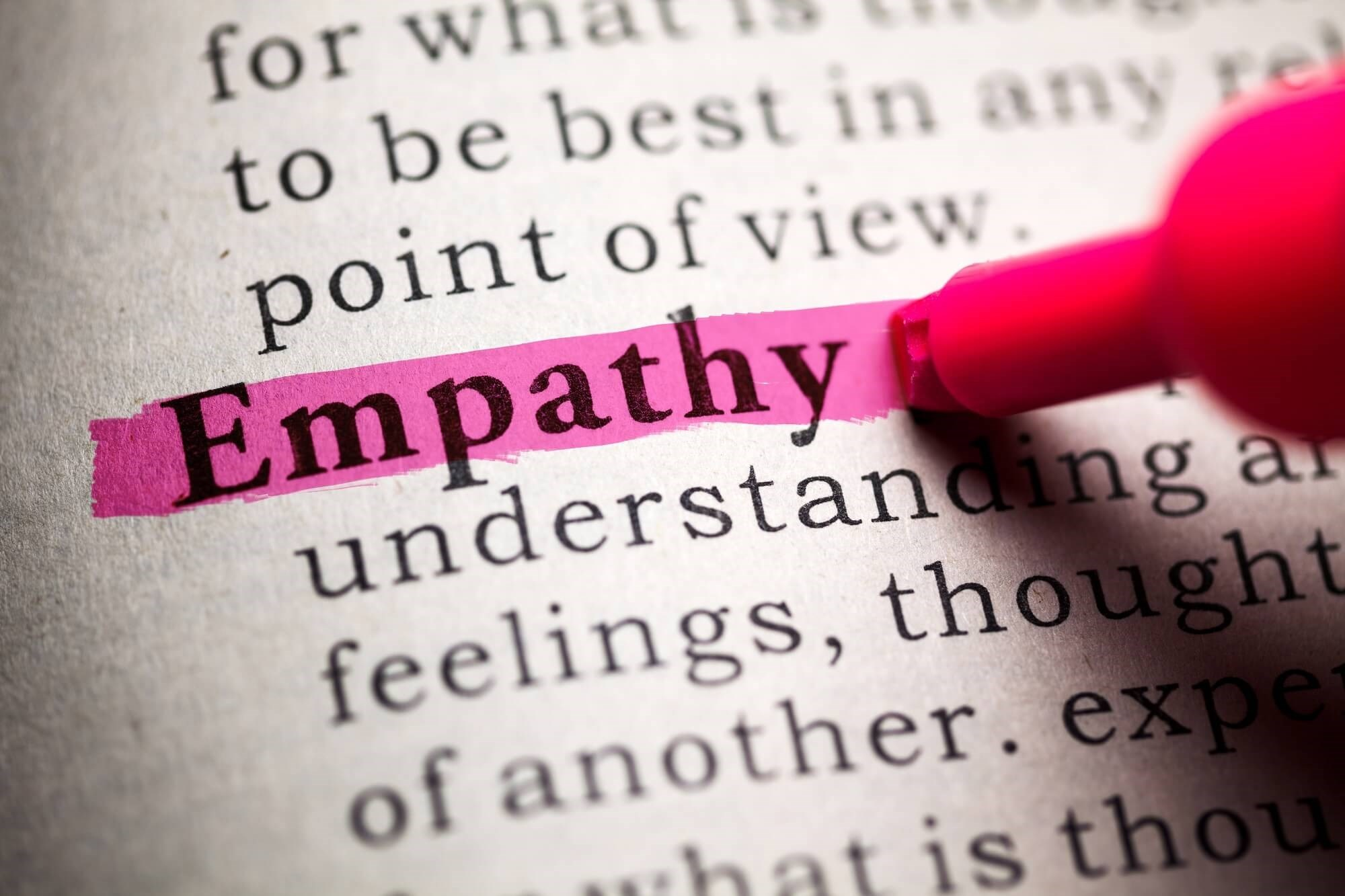 High Psychopathy Scores Associated With Lower Self-Reported Empathy Levels